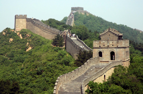 world heritage great wall of china