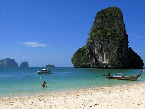 Andaman Sea Krabi Island
