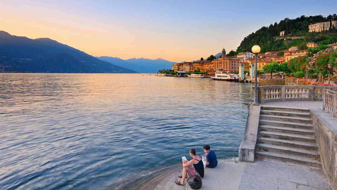 Lake como most romantic place in italy gets ready for Romantic things to do in nyc winter