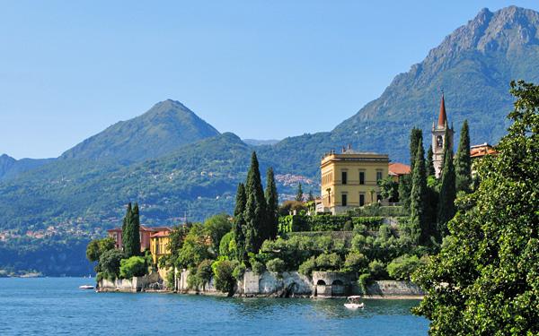 Lake Como Surounding Area