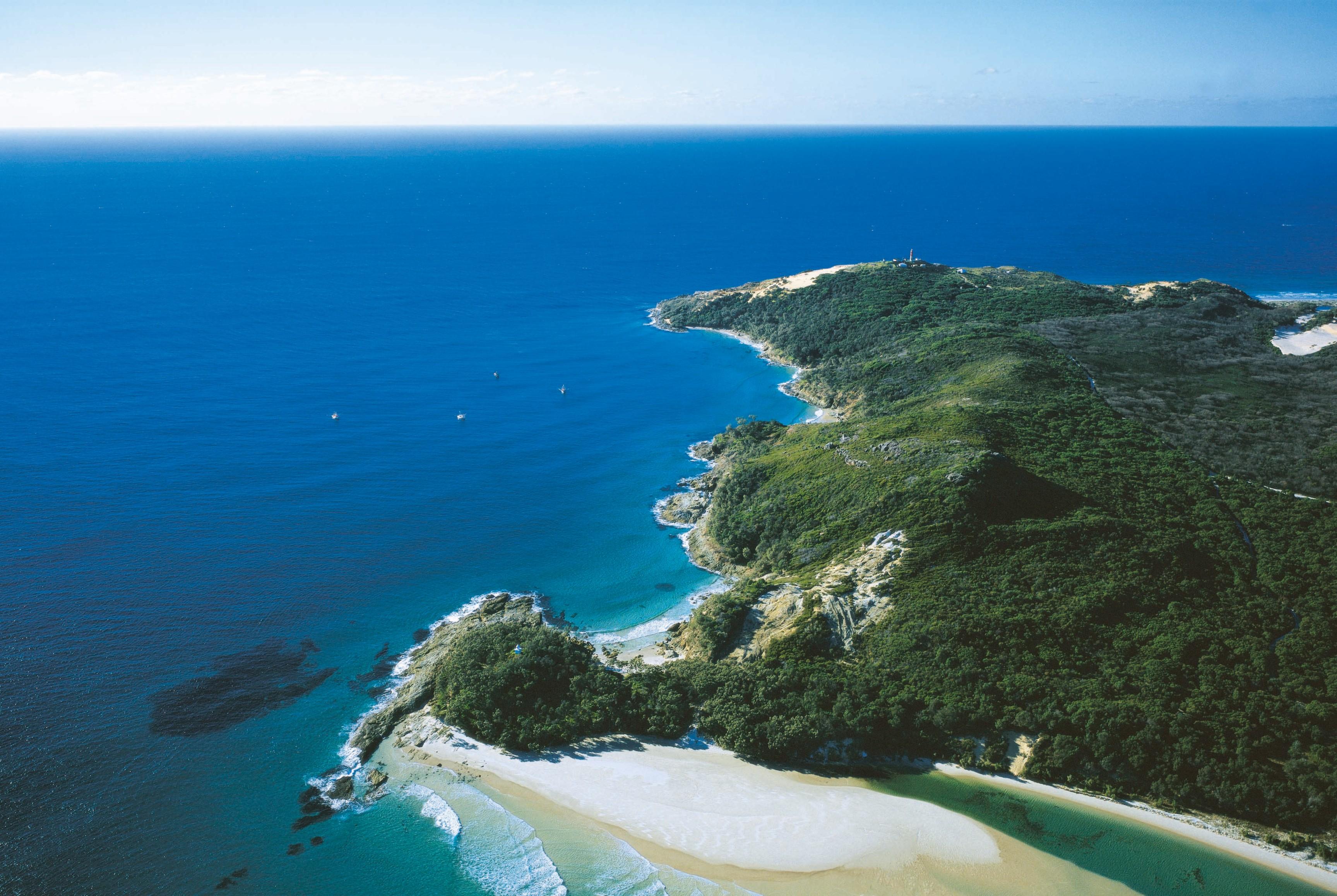 Which Moreton Bay Island