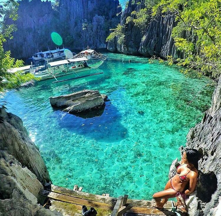 Coron Island Philippines Attraction - Gets Ready