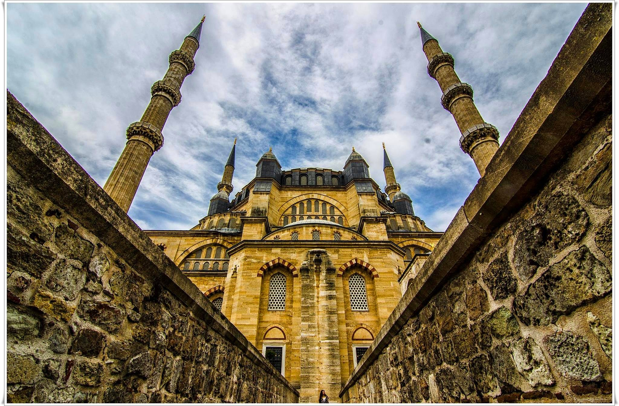 Edirne Turkey Unique Ancient History