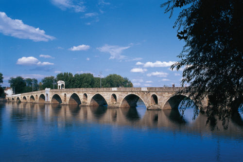edirne-historical-bridge