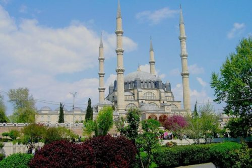 selimiye-mosque-edirne-turkey