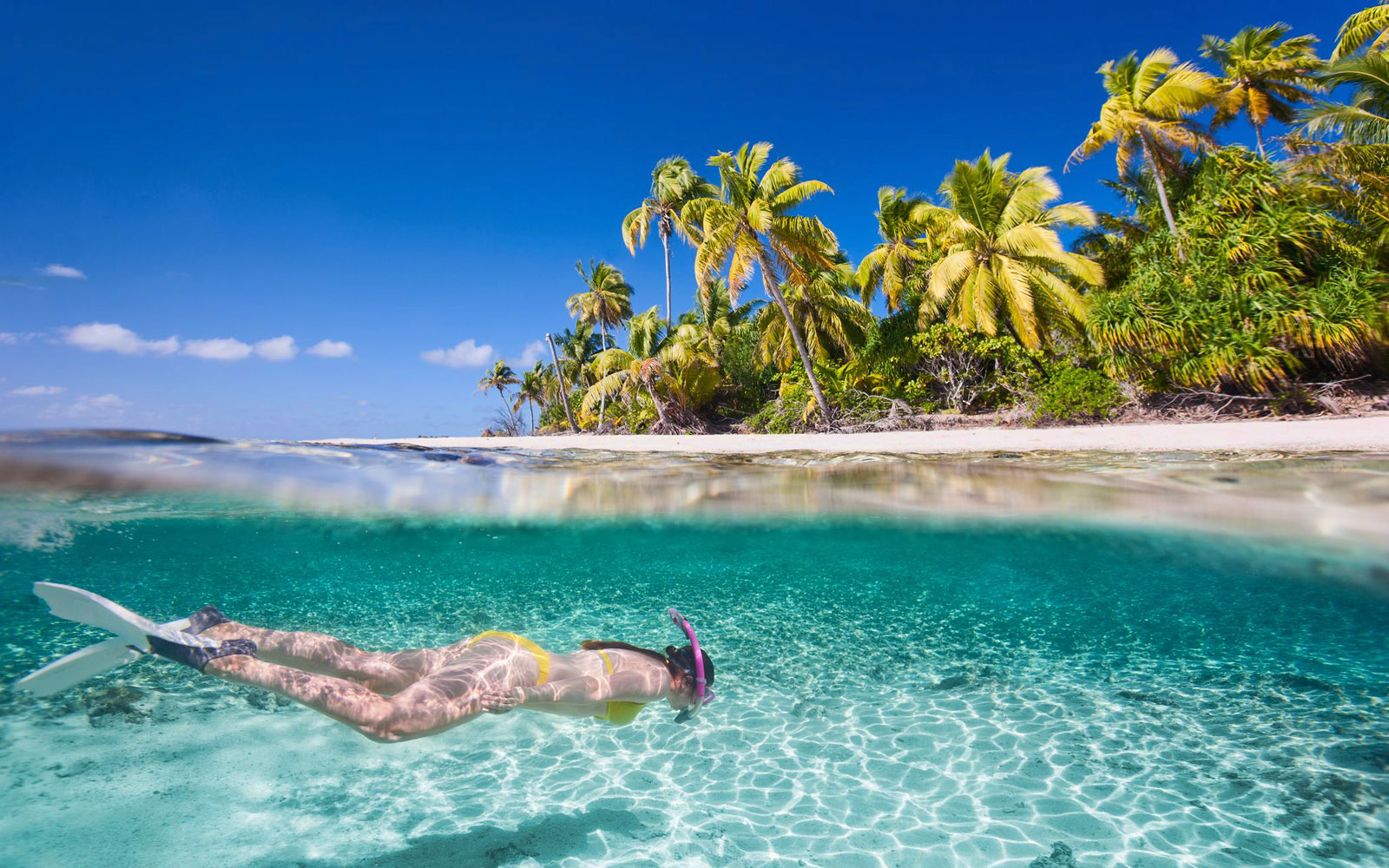 The Best Panoramas at Matira Beach - Gets Ready