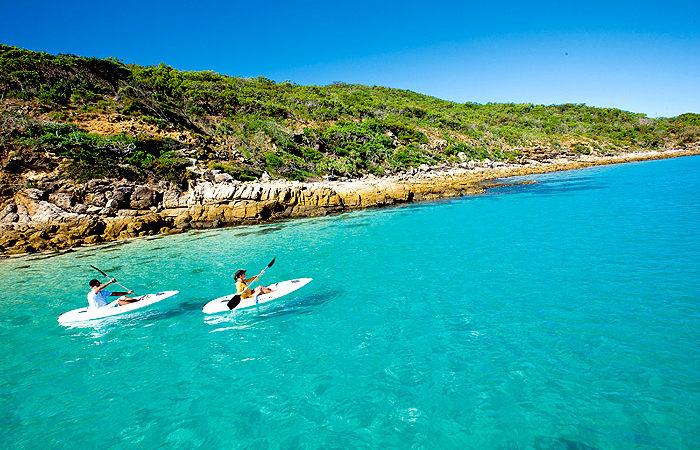 Moreton Bay and Queensland