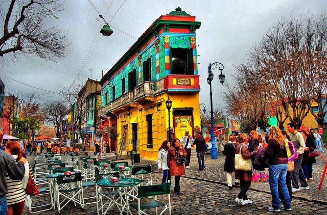 Buenos Aires the Capital City of Argentina - Gets Ready