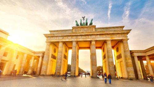 Berlin brandenburg gate