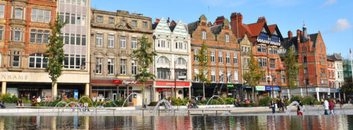 Explore the nottingham city