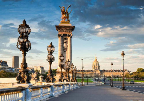 Paris most romantic destination