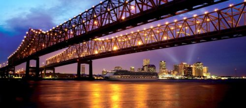 New orleans riverside