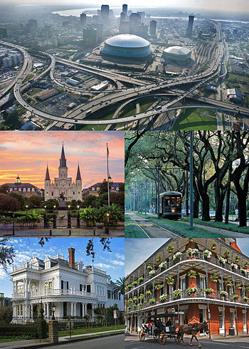 All about new orleans