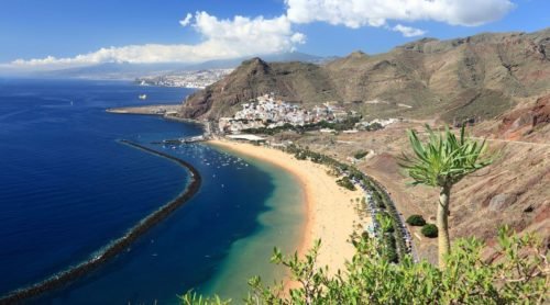 Canary islands best beaches