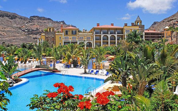 Hotel Tropical Park Gran Canaria