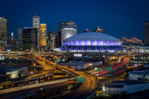 The beauty of new orleans