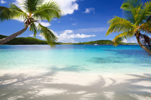 Caribbean beaches