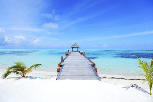 Caribbean romantic spot