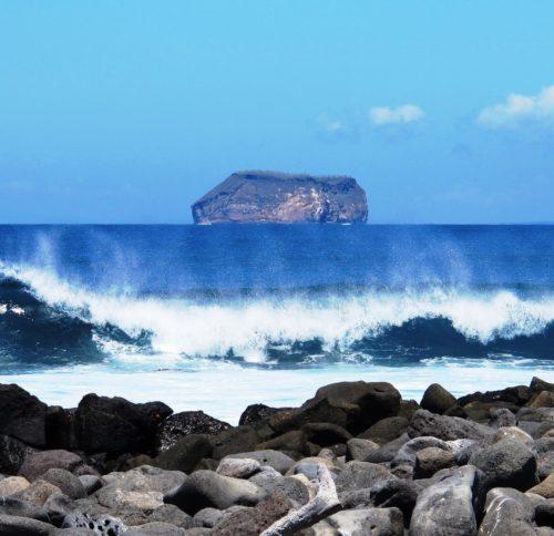 North of seymour islet
