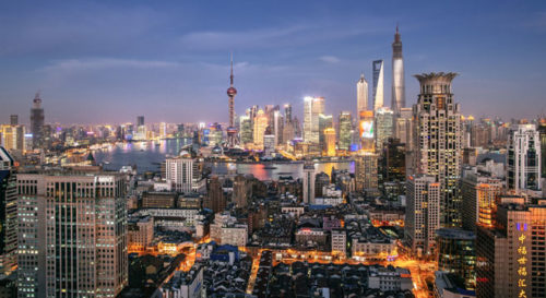 Shanghai must visited place in the world
