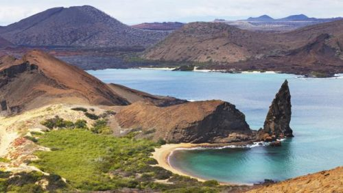 The beauty of galapagos islands