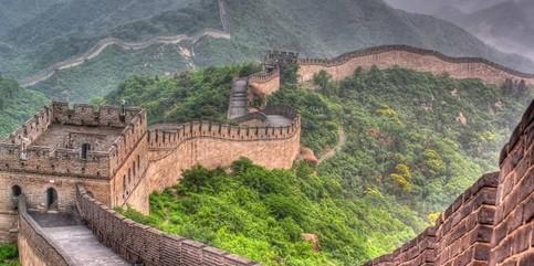 Grande muralha china beijing
