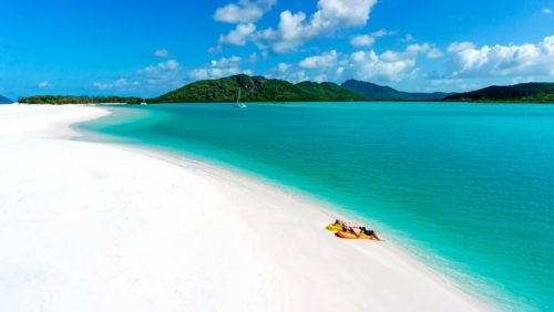 Whitehaven beach the best destination