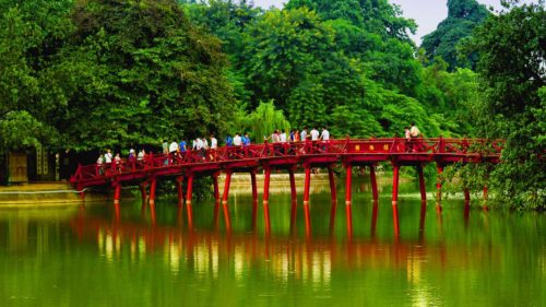Best places to visit in hanoi