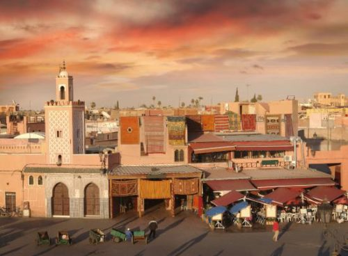 The real look of marrakech
