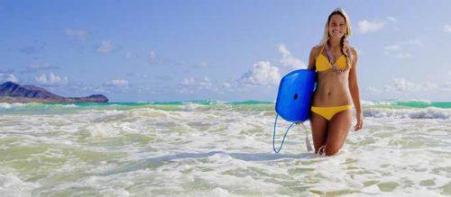 Discover the kailua beach