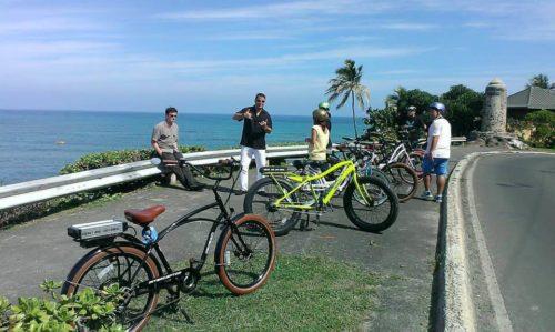 Kailua cycling