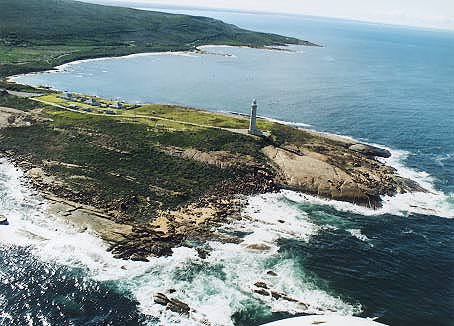 Cape leeuwin skyline