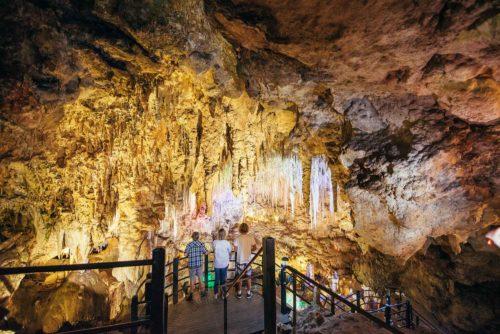 Margaret river cave