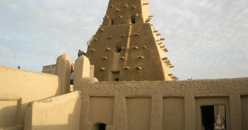 Timbuktu building style