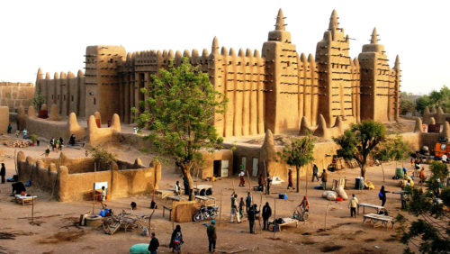 Timbuktu the world heritage