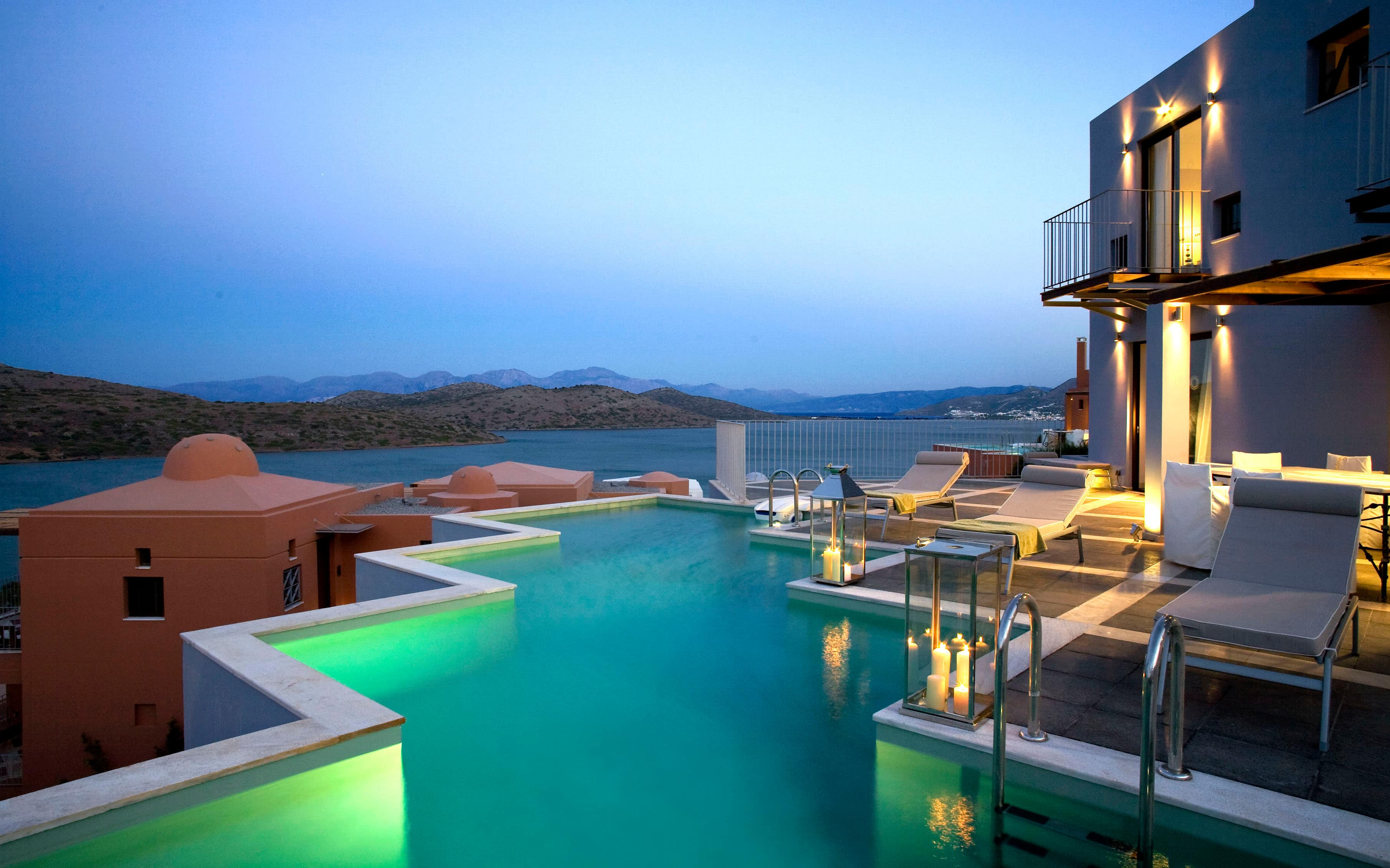 Luxury Villas Crete Greece