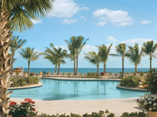 Palm beach florida luxury hotel