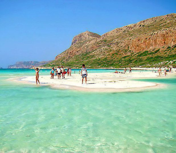 Best Secret Places Crete: Crete Fifth Biggest Island At Mediterranean Area
