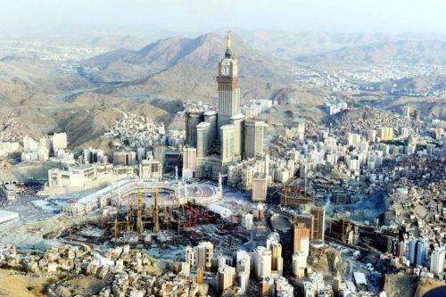 Abraj al bait makkah