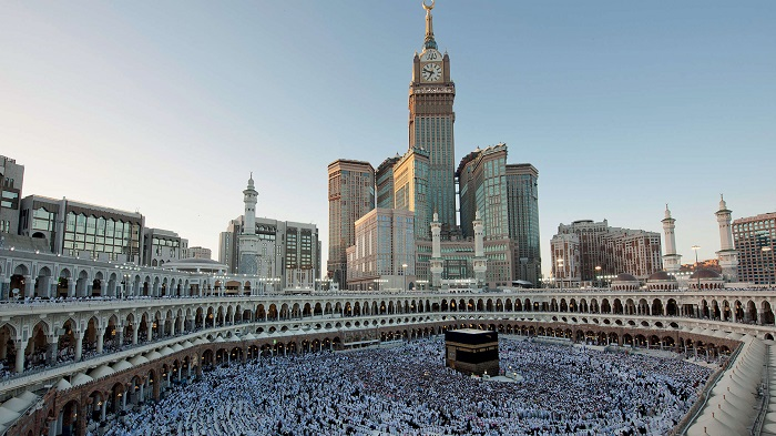 Image result for Abraj Al Bait