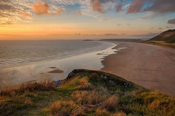 Rhossili Bay Best Beaches In United Kingdom Gets Ready