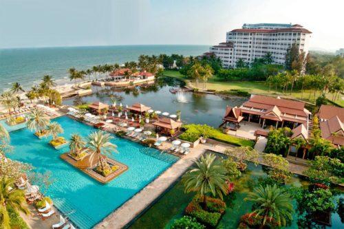 Hua hin luxury hotel