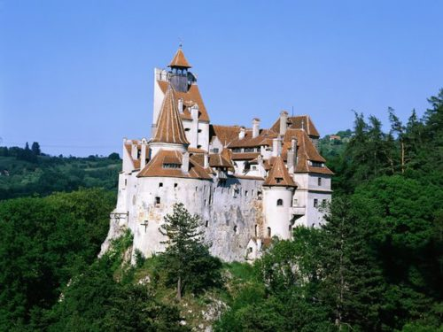 Romania oldest castle