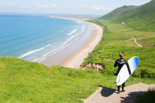 Things to do at rhossili bay