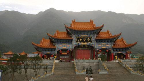 Dali china pagoda