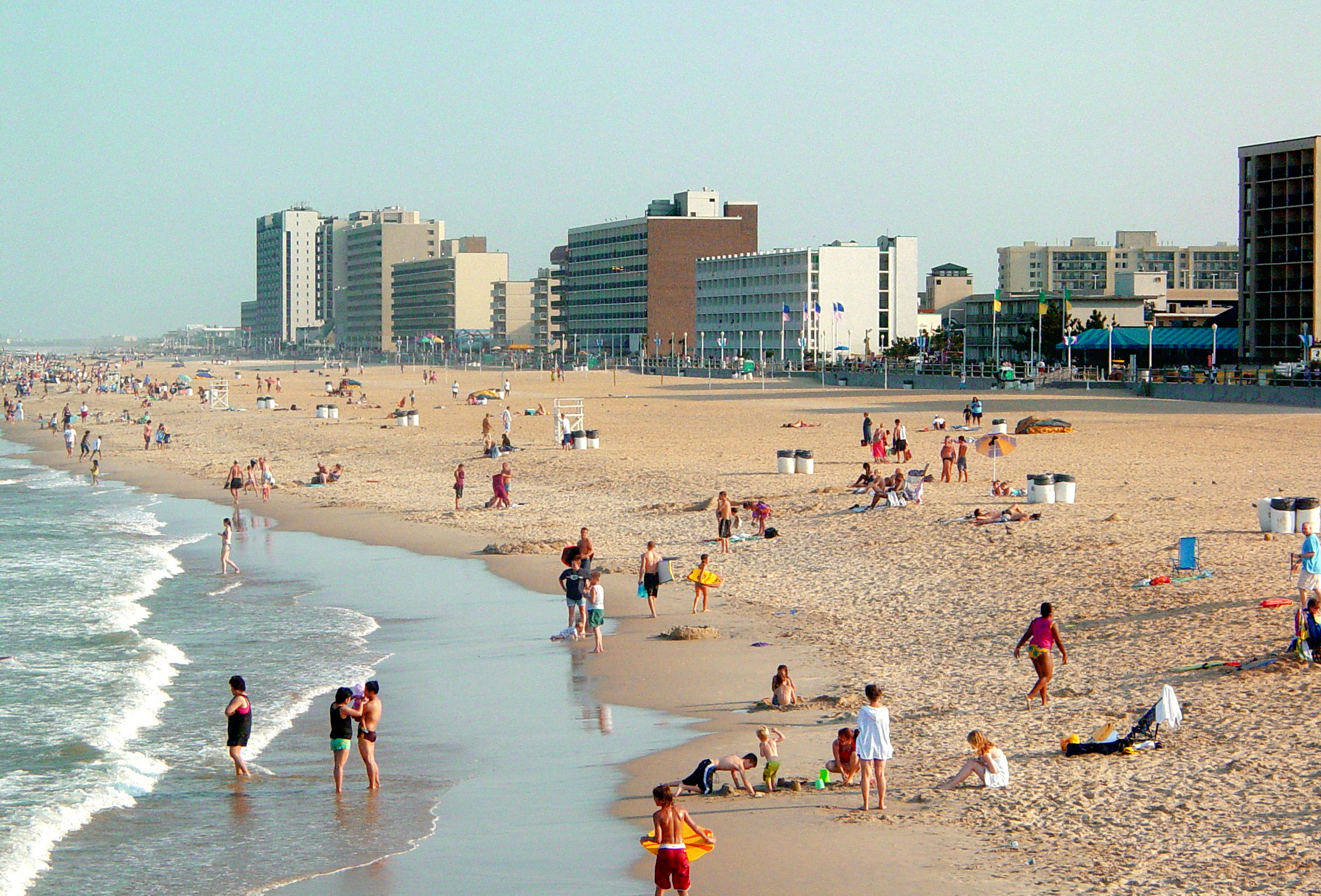 Virginia Beach Hampton Roads