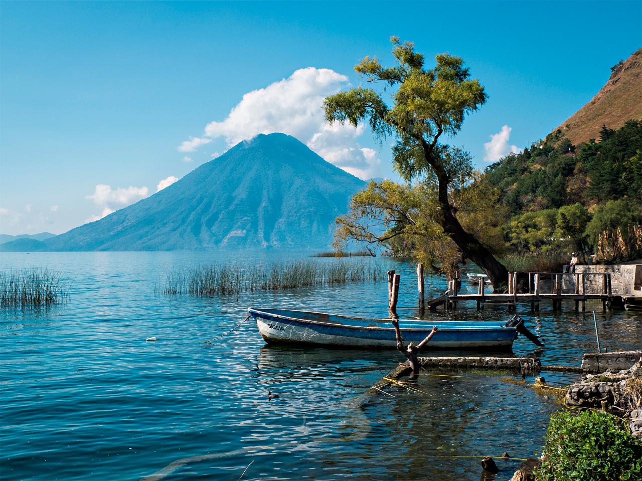 Mexikó, Guatemala